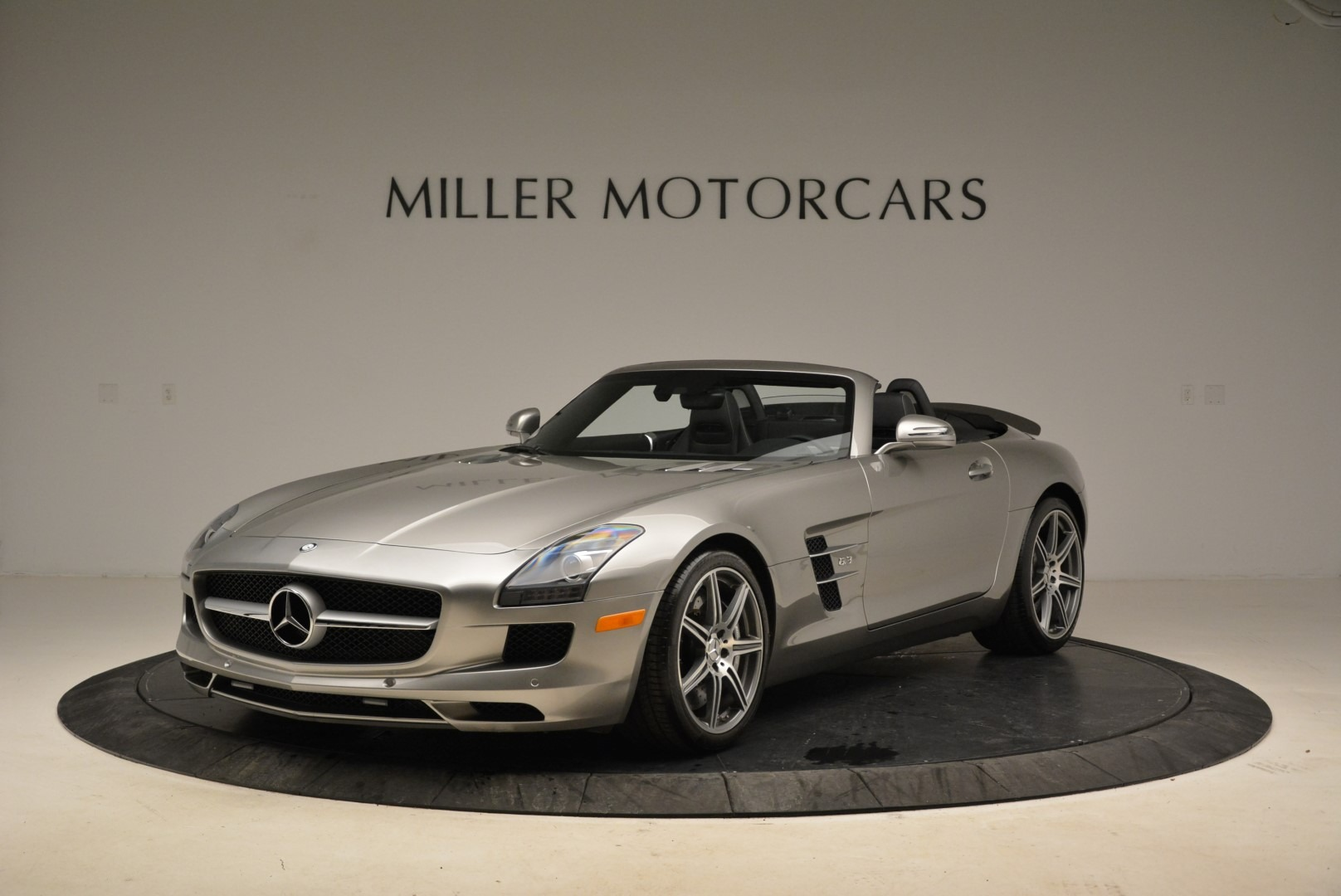 Used 2012 Mercedes-Benz SLS AMG for sale Sold at Bentley Greenwich in Greenwich CT 06830 1