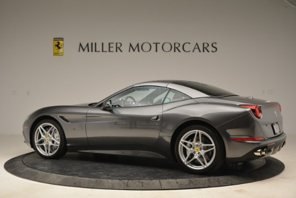Used 2016 Ferrari California T for sale Sold at Bentley Greenwich in Greenwich CT 06830 16
