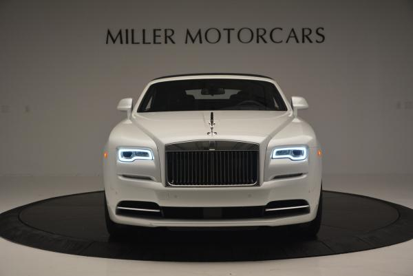 New 2016 Rolls-Royce Dawn for sale Sold at Bentley Greenwich in Greenwich CT 06830 12