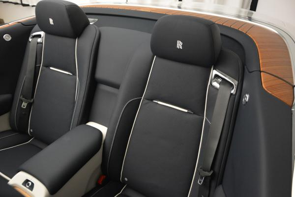 New 2016 Rolls-Royce Dawn for sale Sold at Bentley Greenwich in Greenwich CT 06830 28