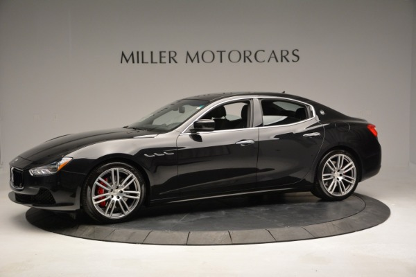 Used 2015 Maserati Ghibli S Q4 for sale Sold at Bentley Greenwich in Greenwich CT 06830 2