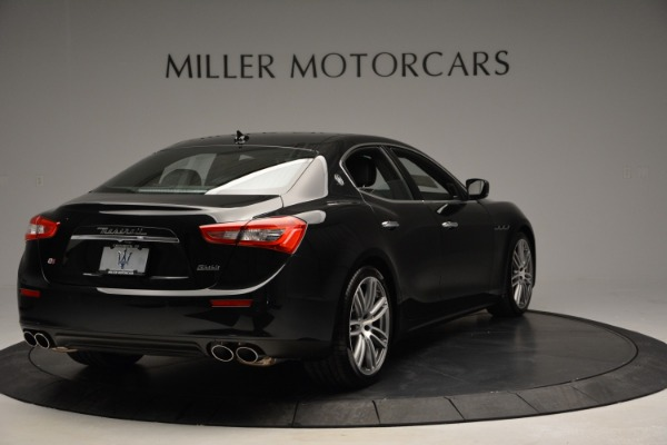 Used 2015 Maserati Ghibli S Q4 for sale Sold at Bentley Greenwich in Greenwich CT 06830 7