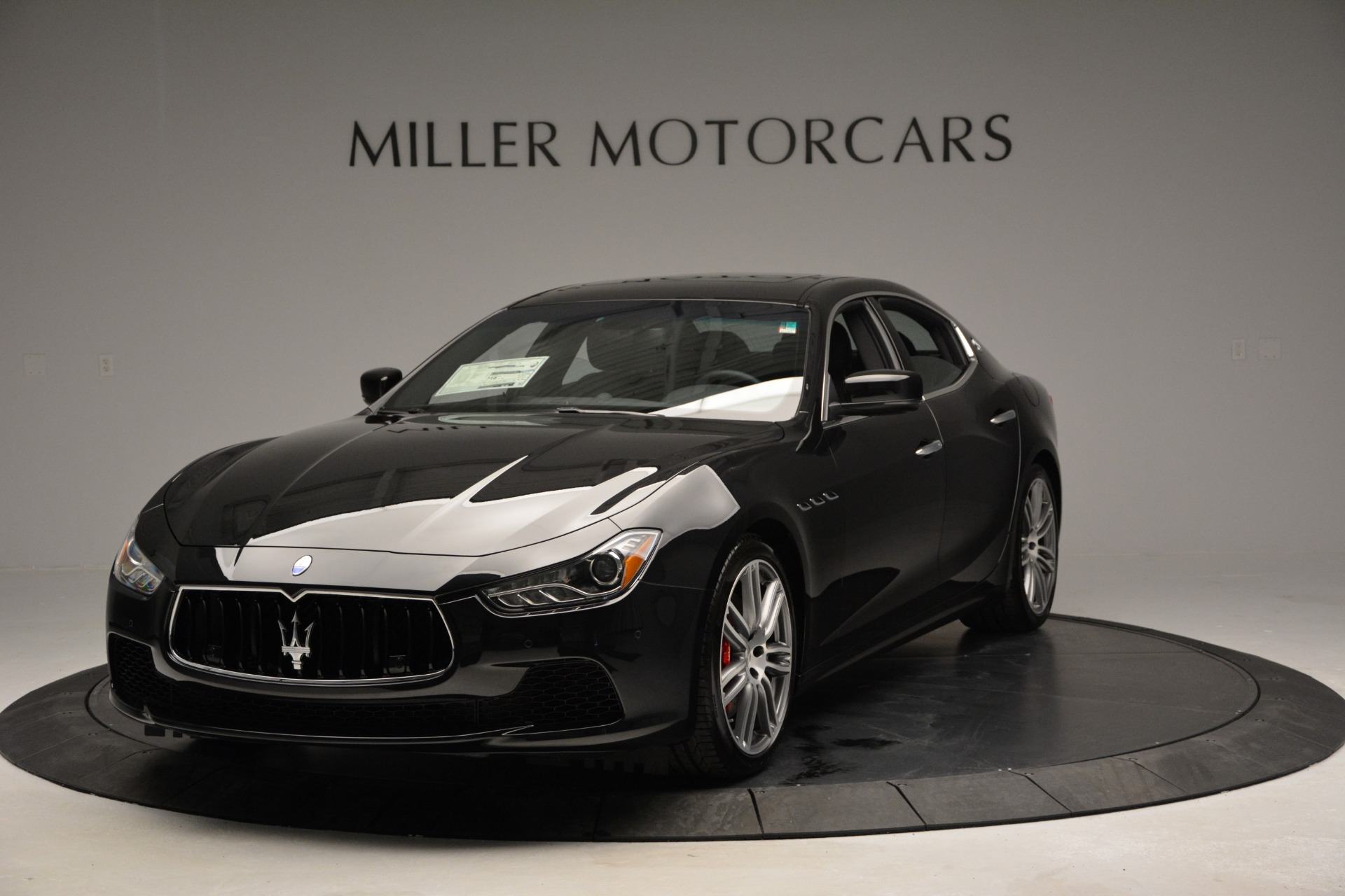 Used 2015 Maserati Ghibli S Q4 for sale Sold at Bentley Greenwich in Greenwich CT 06830 1