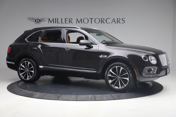 New 2018 Bentley Bentayga Signature for sale Sold at Bentley Greenwich in Greenwich CT 06830 10