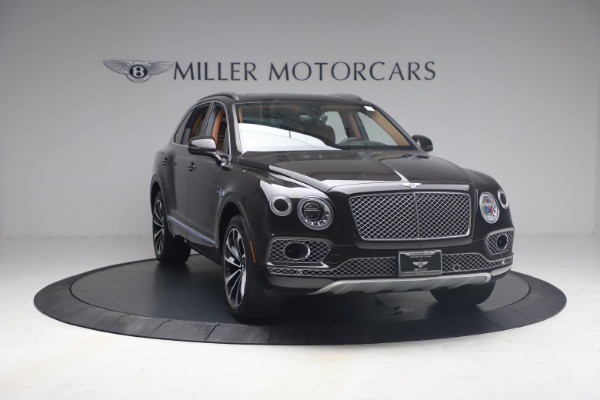 Used 2018 Bentley Bentayga W12 Signature for sale Call for price at Bentley Greenwich in Greenwich CT 06830 11