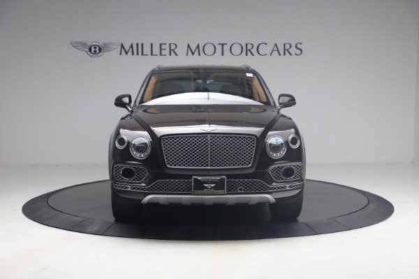 Used 2018 Bentley Bentayga W12 Signature for sale Call for price at Bentley Greenwich in Greenwich CT 06830 12