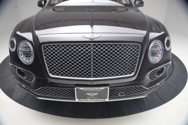 New 2018 Bentley Bentayga Signature for sale Sold at Bentley Greenwich in Greenwich CT 06830 13
