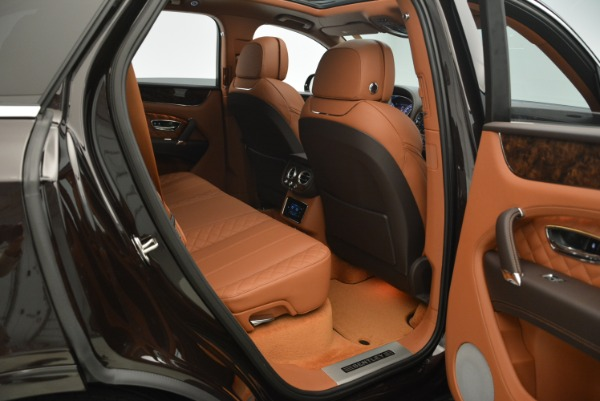New 2018 Bentley Bentayga Signature for sale Sold at Bentley Greenwich in Greenwich CT 06830 16