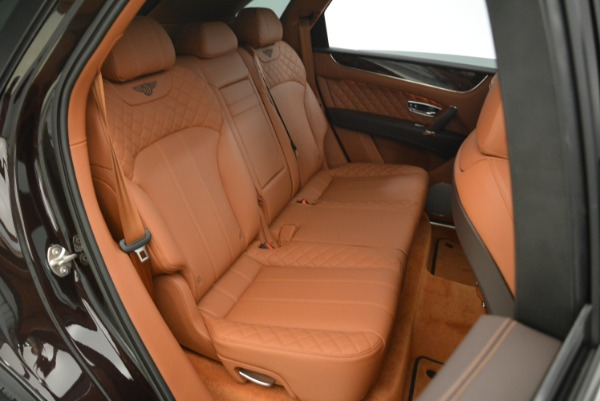 Used 2018 Bentley Bentayga W12 Signature for sale Call for price at Bentley Greenwich in Greenwich CT 06830 17