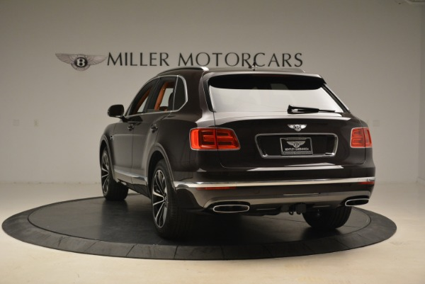 Used 2018 Bentley Bentayga W12 Signature for sale Call for price at Bentley Greenwich in Greenwich CT 06830 5