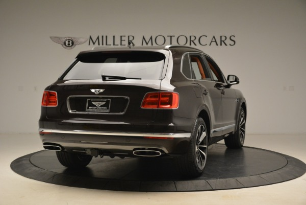 Used 2018 Bentley Bentayga W12 Signature for sale Call for price at Bentley Greenwich in Greenwich CT 06830 7
