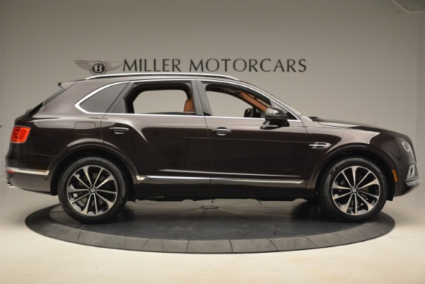 Used 2018 Bentley Bentayga W12 Signature for sale Call for price at Bentley Greenwich in Greenwich CT 06830 9