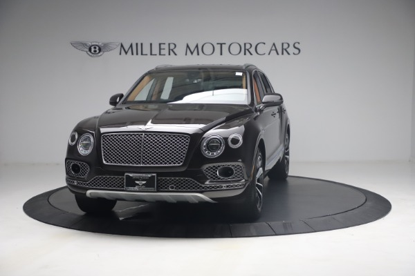 New 2018 Bentley Bentayga Signature for sale Sold at Bentley Greenwich in Greenwich CT 06830 1