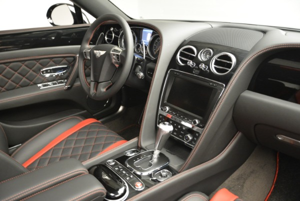 New 2018 Bentley Flying Spur V8 S Black Edition for sale Sold at Bentley Greenwich in Greenwich CT 06830 23