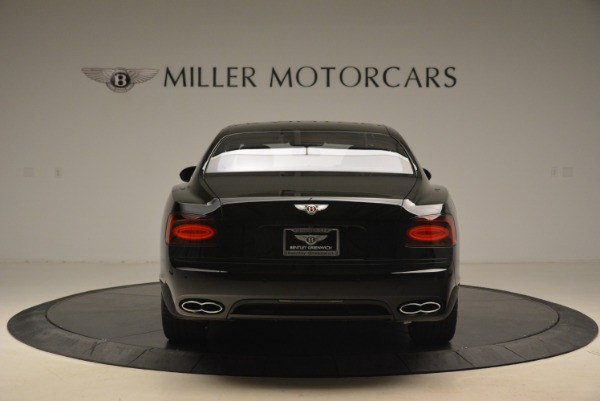 New 2018 Bentley Flying Spur V8 S Black Edition for sale Sold at Bentley Greenwich in Greenwich CT 06830 6