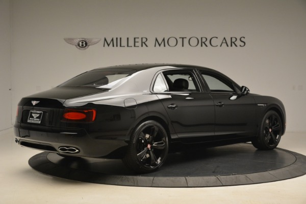 New 2018 Bentley Flying Spur V8 S Black Edition for sale Sold at Bentley Greenwich in Greenwich CT 06830 8