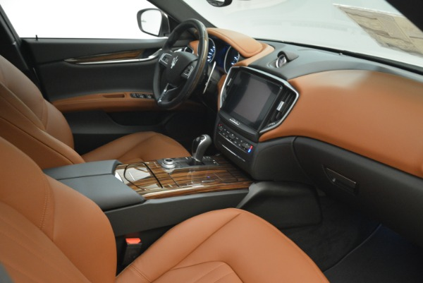 New 2018 Maserati Ghibli S Q4 for sale Sold at Bentley Greenwich in Greenwich CT 06830 22