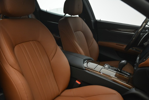 New 2018 Maserati Ghibli S Q4 for sale Sold at Bentley Greenwich in Greenwich CT 06830 24