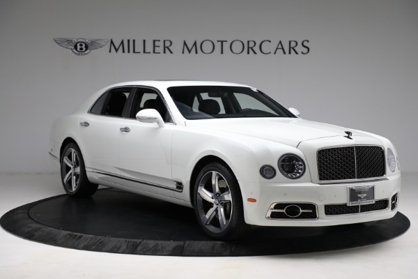 Used 2018 Bentley Mulsanne Speed for sale Sold at Bentley Greenwich in Greenwich CT 06830 10