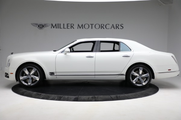 Used 2018 Bentley Mulsanne Speed for sale Sold at Bentley Greenwich in Greenwich CT 06830 2