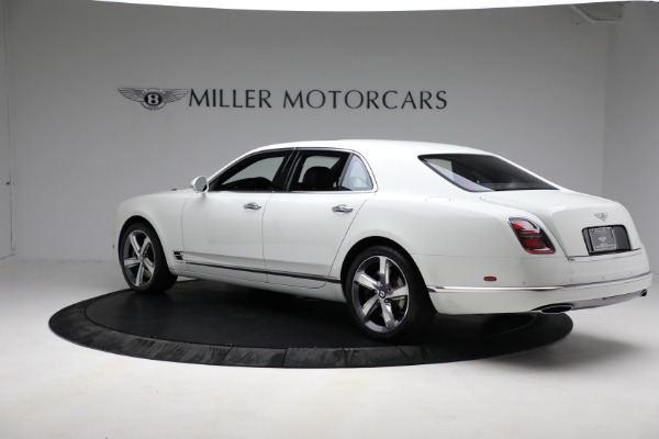 Used 2018 Bentley Mulsanne Speed for sale Sold at Bentley Greenwich in Greenwich CT 06830 3