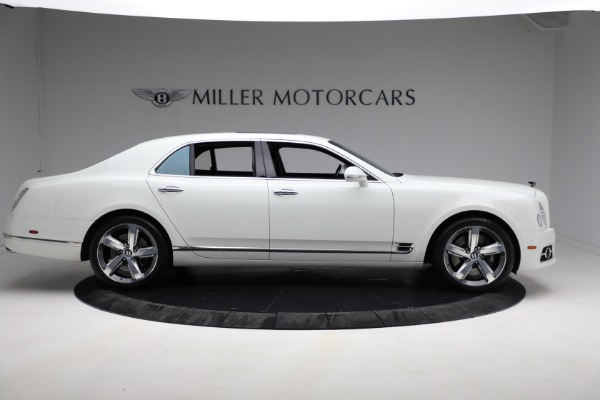 Used 2018 Bentley Mulsanne Speed for sale Sold at Bentley Greenwich in Greenwich CT 06830 8
