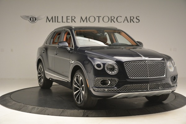 Used 2018 Bentley Bentayga Signature for sale Sold at Bentley Greenwich in Greenwich CT 06830 12
