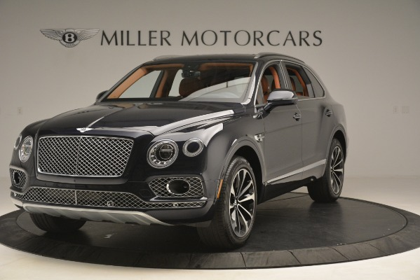 Used 2018 Bentley Bentayga Signature for sale Sold at Bentley Greenwich in Greenwich CT 06830 2