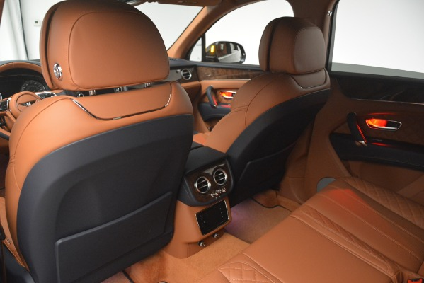 Used 2018 Bentley Bentayga Signature for sale Sold at Bentley Greenwich in Greenwich CT 06830 22