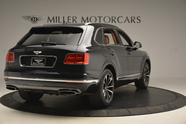 Used 2018 Bentley Bentayga Signature for sale Sold at Bentley Greenwich in Greenwich CT 06830 8