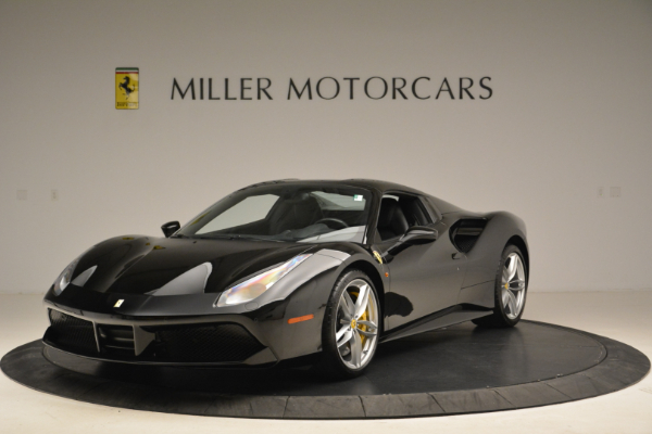 Used 2016 Ferrari 488 Spider for sale Sold at Bentley Greenwich in Greenwich CT 06830 13
