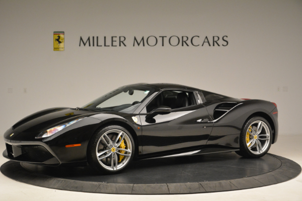 Used 2016 Ferrari 488 Spider for sale Sold at Bentley Greenwich in Greenwich CT 06830 14