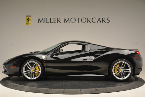 Used 2016 Ferrari 488 Spider for sale Sold at Bentley Greenwich in Greenwich CT 06830 15