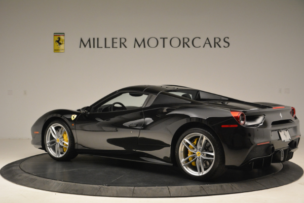 Used 2016 Ferrari 488 Spider for sale Sold at Bentley Greenwich in Greenwich CT 06830 16