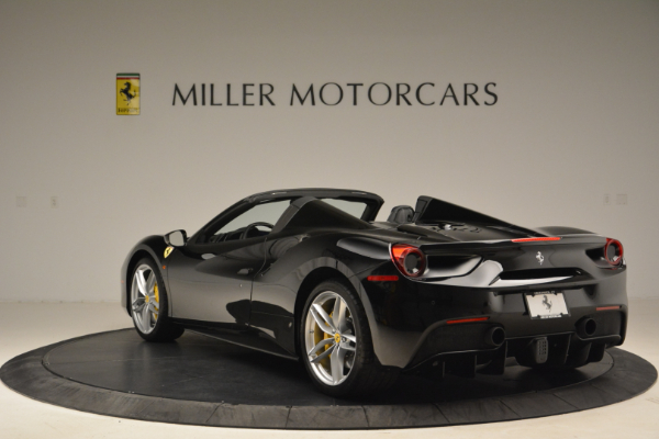 Used 2016 Ferrari 488 Spider for sale Sold at Bentley Greenwich in Greenwich CT 06830 5