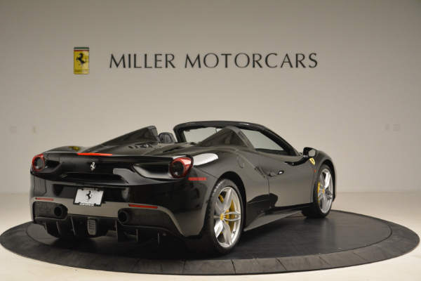 Used 2016 Ferrari 488 Spider for sale Sold at Bentley Greenwich in Greenwich CT 06830 7