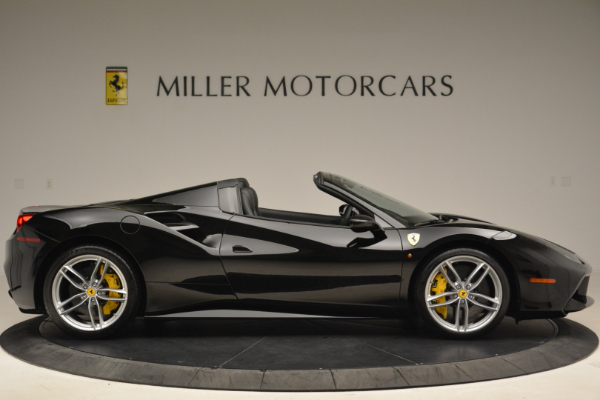 Used 2016 Ferrari 488 Spider for sale Sold at Bentley Greenwich in Greenwich CT 06830 9