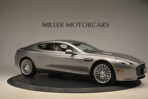 Used 2014 Aston Martin Rapide S for sale Sold at Bentley Greenwich in Greenwich CT 06830 10