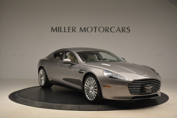 Used 2014 Aston Martin Rapide S for sale Sold at Bentley Greenwich in Greenwich CT 06830 11