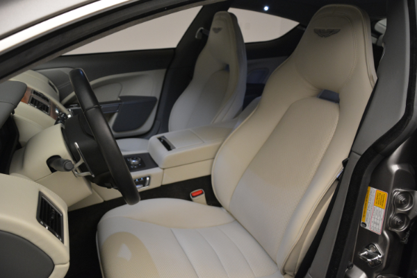 Used 2014 Aston Martin Rapide S for sale Sold at Bentley Greenwich in Greenwich CT 06830 15