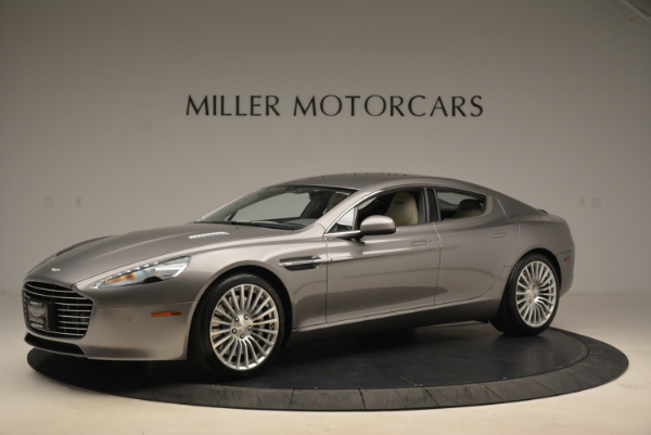 Used 2014 Aston Martin Rapide S for sale Sold at Bentley Greenwich in Greenwich CT 06830 2