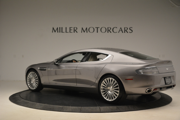 Used 2014 Aston Martin Rapide S for sale Sold at Bentley Greenwich in Greenwich CT 06830 4
