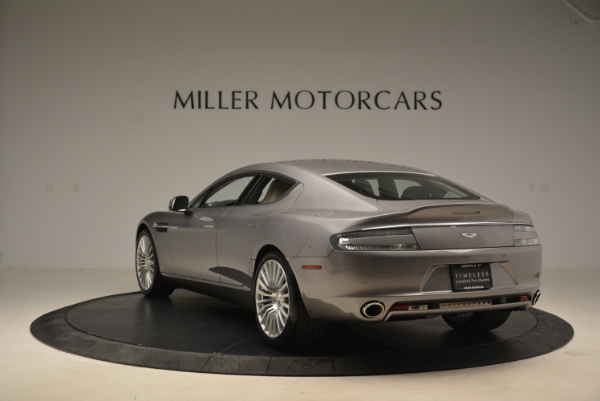 Used 2014 Aston Martin Rapide S for sale Sold at Bentley Greenwich in Greenwich CT 06830 5