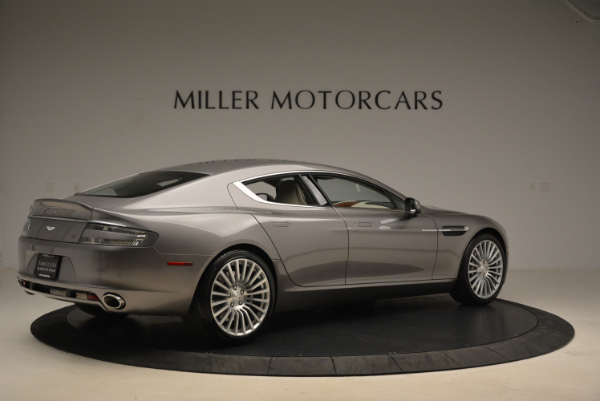 Used 2014 Aston Martin Rapide S for sale Sold at Bentley Greenwich in Greenwich CT 06830 8