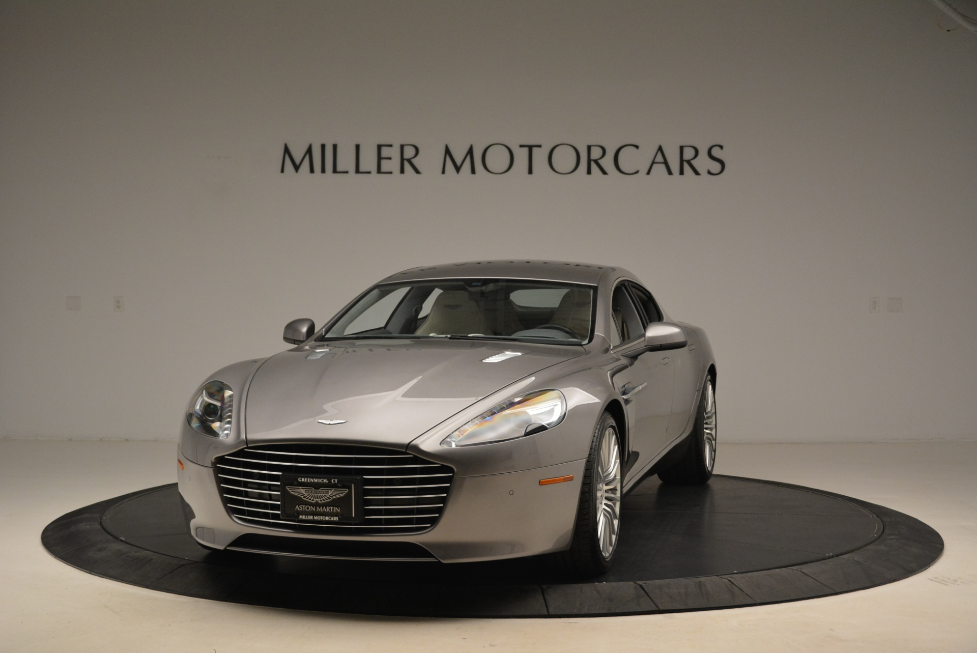 Used 2014 Aston Martin Rapide S for sale Sold at Bentley Greenwich in Greenwich CT 06830 1