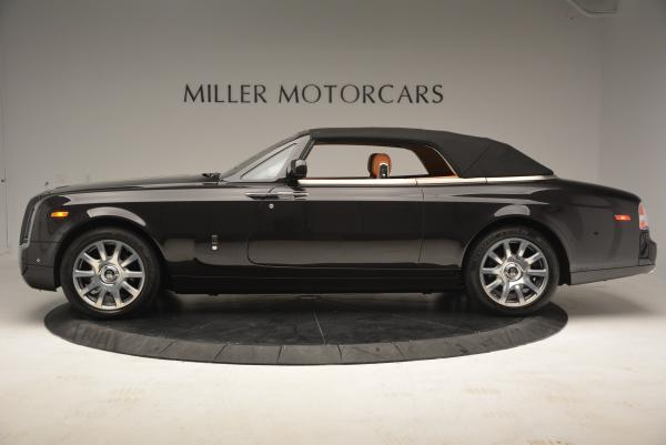New 2016 Rolls-Royce Phantom Drophead Coupe Bespoke for sale Sold at Bentley Greenwich in Greenwich CT 06830 14