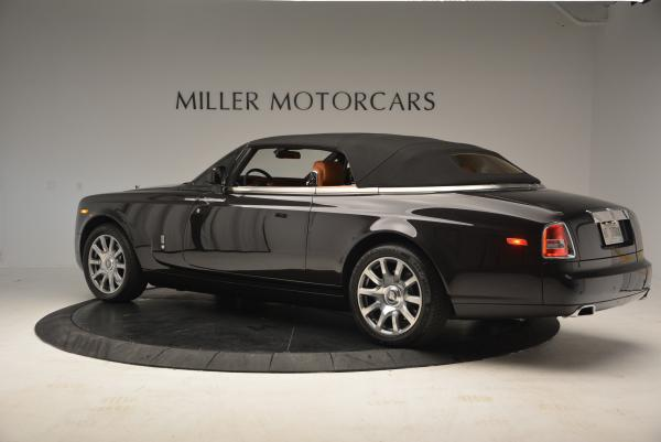 New 2016 Rolls-Royce Phantom Drophead Coupe Bespoke for sale Sold at Bentley Greenwich in Greenwich CT 06830 15