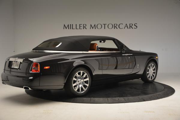 New 2016 Rolls-Royce Phantom Drophead Coupe Bespoke for sale Sold at Bentley Greenwich in Greenwich CT 06830 18
