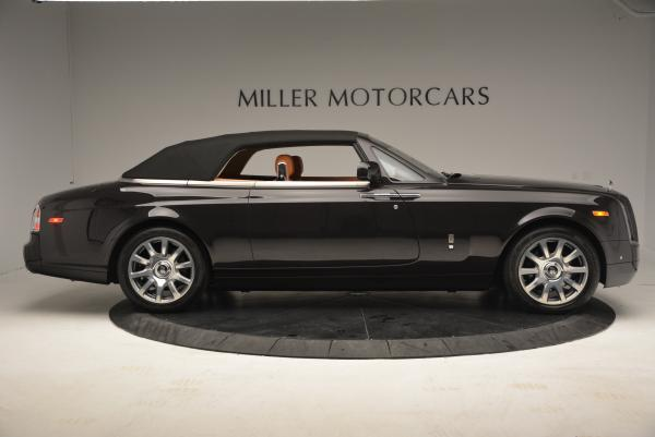 New 2016 Rolls-Royce Phantom Drophead Coupe Bespoke for sale Sold at Bentley Greenwich in Greenwich CT 06830 19
