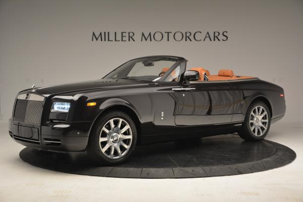 New 2016 Rolls-Royce Phantom Drophead Coupe Bespoke for sale Sold at Bentley Greenwich in Greenwich CT 06830 2